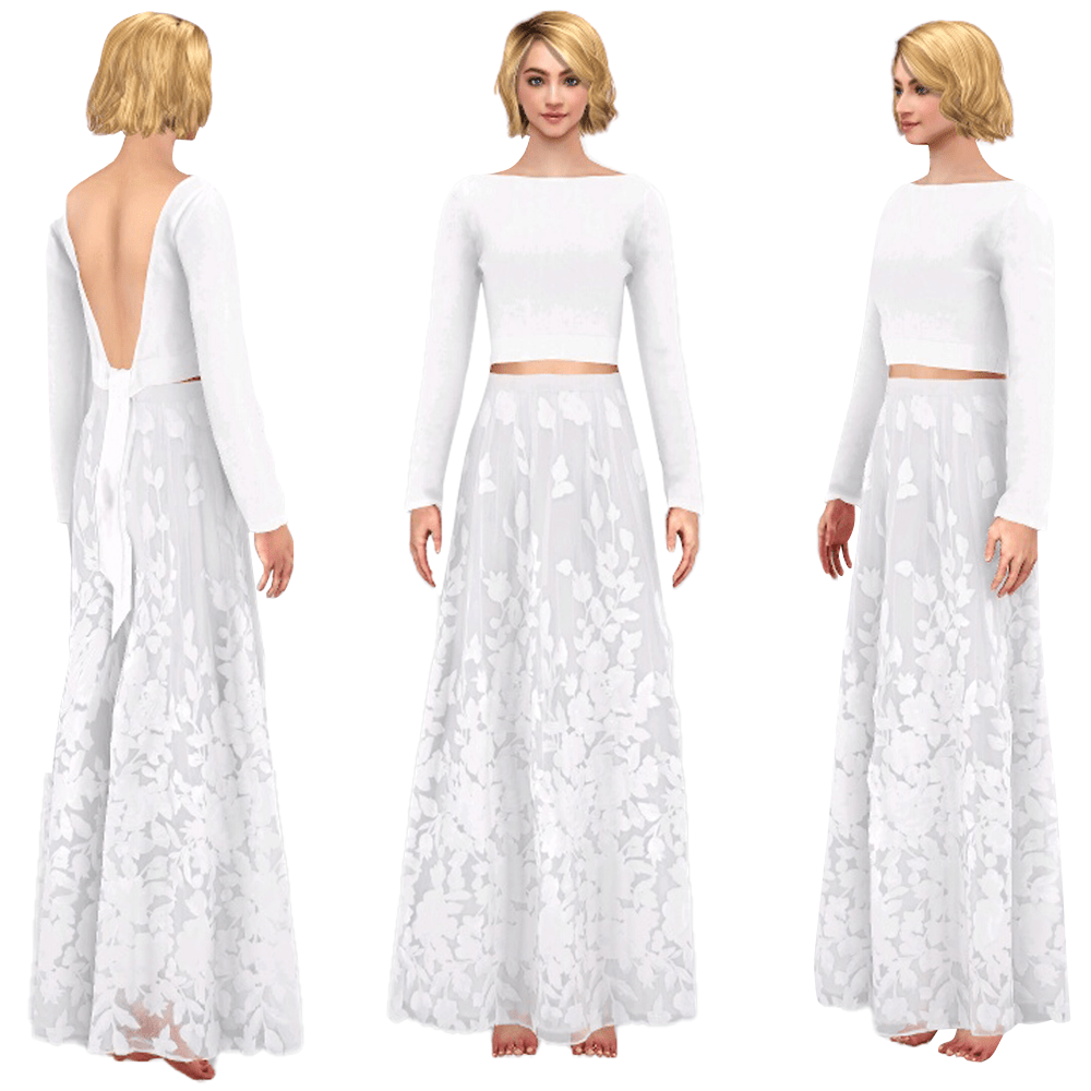 Noni Mode special occasion wear with virtual avatars